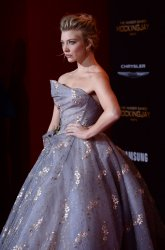 """Natalie Dormer attends """"The Hunger Games: Mockingjay - Part 2"""" premiere in Los Angeles"""