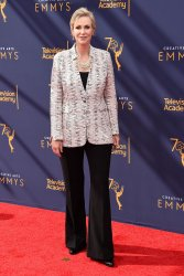 Jane Lynch attends the Creative Arts Emmy Awards in Los Angeles