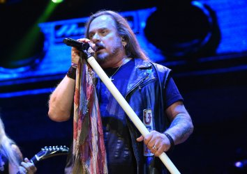 Lynyrd Skynyrd performs at KAABOO Texas at AT&T Stadium