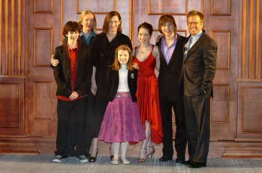 TEAM OF NEWLY-RELEASED NARNIA IN JAPAN