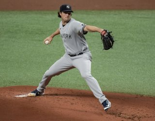 Tampa Bay Rays vs New York Yankees in St. Petersburg