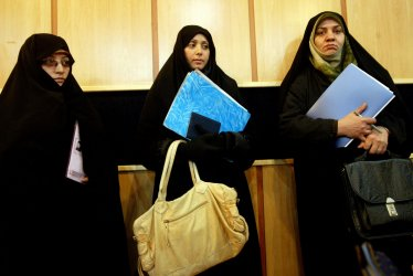 Candidates sign up for Iran's March Parliament election