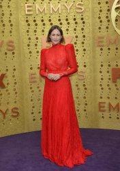 Vera Farmiga attends Primetime Emmy Awards in Los Angeles