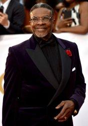 Keith David attends the 49th NAACP Image Awards in Pasadena, California