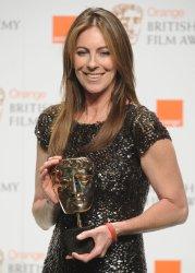 """Kathryn Bigelow attends """"BAFTA"""" in London"""