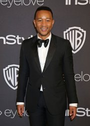 John Legend attends the InStyle and Warner Bros. Golden Globe after-party in Beverly Hills