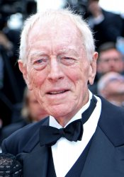 Max Von Sydow attends the Cannes Film Festival