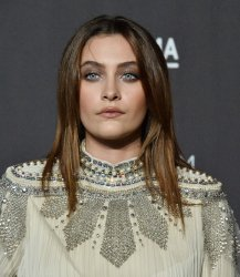 Paris Jackson attends the eighth annual LACMA Art+Film gala in Los Angeles