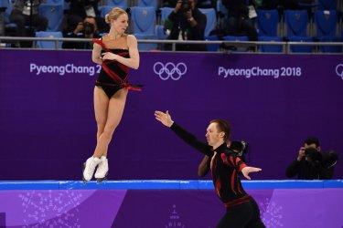 Pairs Figure Skating Short Program at the Pyeongchang 2018 Winter Olympics
