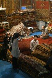 16TH PERSIAN CARPET GRAND EXHIBITION IN IRAN