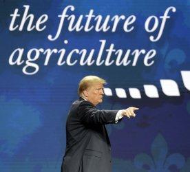 President Trump visits New Orleans