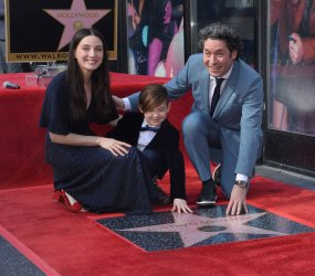 Gustavo Dudamel honored on Hollywood Walk of Fame in Los Angeles