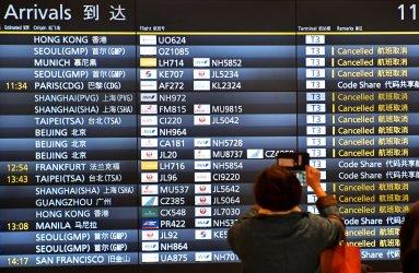 Japan affected by coronavirus