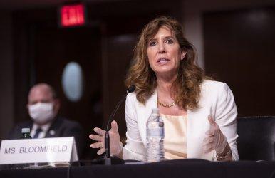 Senate Hearing on Broadband during the COVID-19 Pandmeic in Washington, DC