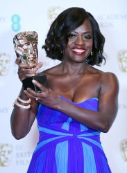 EE British Academy Film Awards' Winners Room in London