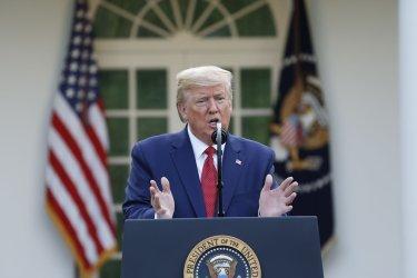 Trump Coronavirus Daily Press Conference