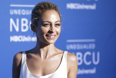 Nicole Richie at the 2017 NBCUniversal Upfront