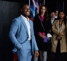 "John Boyega attends ""Star Wars: The Rise of Skywalker"" premiere in Los Angeles"