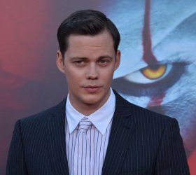 "Bill Skarsgard attends the ""It Chapter Two"" premiere in Los Angeles"