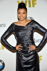 Taraji P. Henson attends the Women In Film 2016 Crystal + Lucy Awards