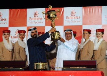 DUBAI WORLD CUP THE RICHEST HORSE RACE IN THE WORLD