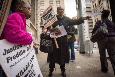 Jury Deliberations Freddie Gray Trial