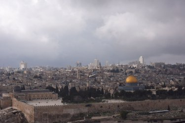 An Overview Of The Old City Of Jerusalem