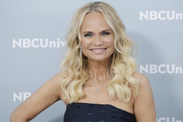 Kristin Chenoweth at the 2018 NBCUniversal Upfront