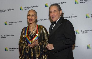 2019 Kennedy Center Honors Formal Artist's Dinner Arrivals