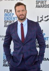 Armie Hammer attends Film Independent Spirit Awards in Santa Monica