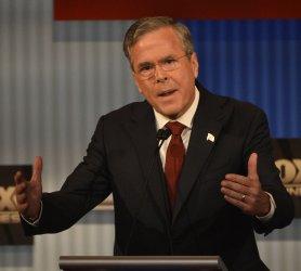 Republican Presidential Hopeful Jeb Bush at 4th Debate