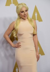 Lady Gaga attends the Oscar nominees luncheon in Beverly Hills