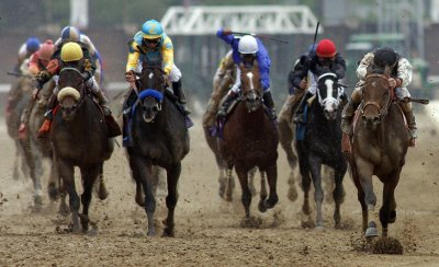 The 135th running of the Kentucky Derby