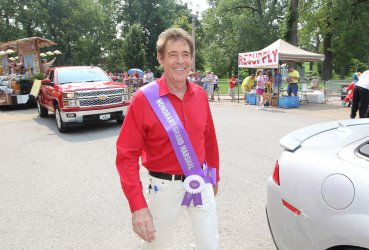Fourth of July parade in St. Louis