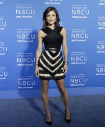 Bethenny Frankel at the 2017 NBCUniversal Upfront