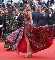 Blanca Blanco attends the Cannes Film Festival