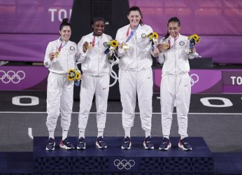 USA Wins Gold in Women's 3X3 Basketball at Tokyo Olympics