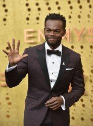 William Jackson Harper attends Primetime Emmy Awards in Los Angeles