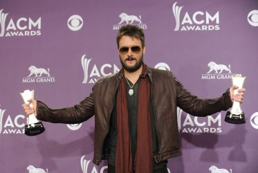 The Academy of Country Music Awards in Las Vegas