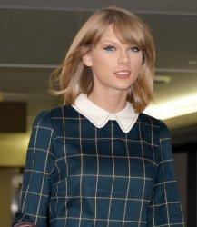 Taylor Swift arrivals at Tokyo