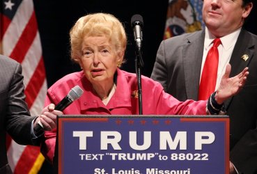 Eagle Forum founder Phyllis Schafly has died