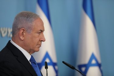 Israeli Prime Minister announces a peace agreement with UAE in Israel