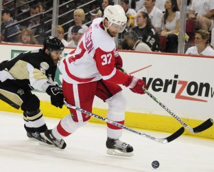 Detroit Red Wings vs Pittsburgh Penguins, NHL Stanley Cup Final Game 4