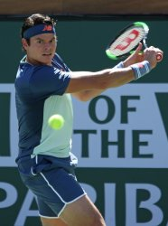 Milos Raonic loses in the semifinals at Indian Wells