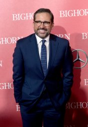 Steve Carrell attends the Palm Springs International Film Festival in Palm Springs, California