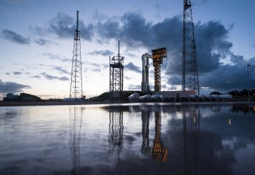 Pre-Launch of Boeing's Starliner Spacecraft for Test Flight to International Space Station