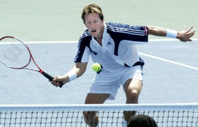 BJORKMAN AT US OPEN