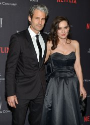 Winona Ryder attends Weinstein Company and Netflix 2017 Golden Globes after party