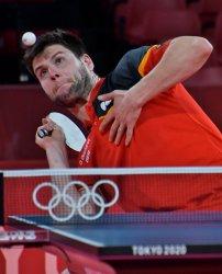 Men's singles Table Tennis at Tokyo Olympics