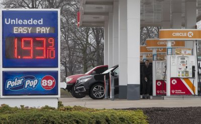 Gas prices in St. Louis coming down due to Coronavirus